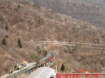The toboggan at the great wall
